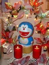 Enciende una vela con tu petición al Azulísimo