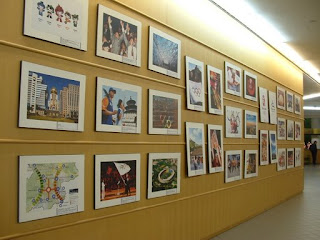 2008 Olympics Photograph Exhibit