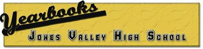Jones Valley High School Yearbooks