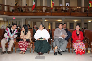 >Burmese in Wshington DC marked 61st Burma Independence