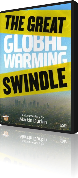 El Gran Engaño del Calentamiento Global / The Great Global Warming Swindle