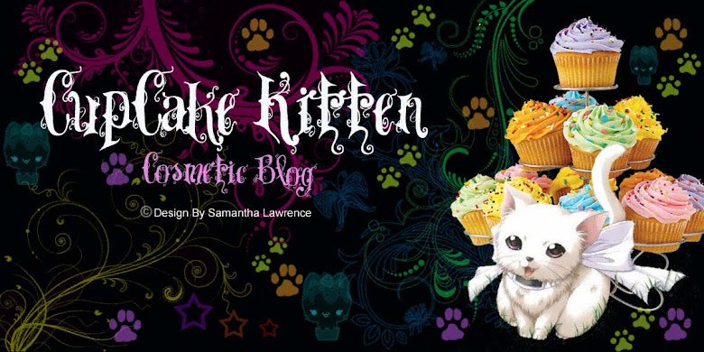 CupCake Kitten Cosmetic Blog