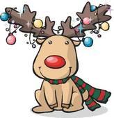 Le Renne Di Babbo Natale Verdepomodoro