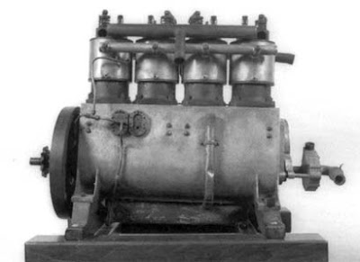 Motor de los hermanos Wright