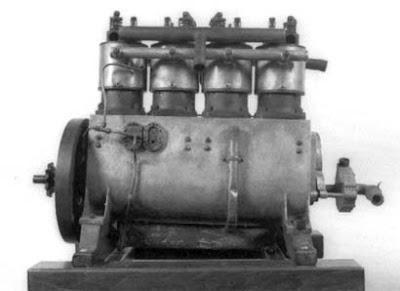 Motor de los hermanos Wright