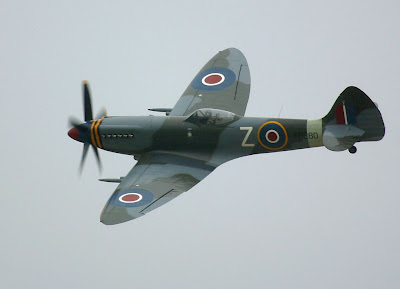 El Spitfire, uno de los aviones más famosos de la 2ª Guerra Mundial
