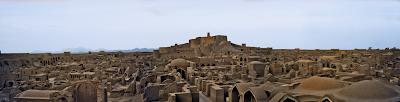 Ciudadela de Arg-é Bam, del 500 A.C., en Irán