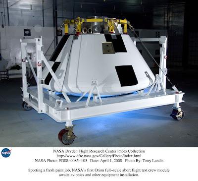 Cápsula de tripulación de la Orión (NASA)