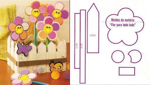 mis pequeñas manualidades: 115 moldes de dulceros para fiesta