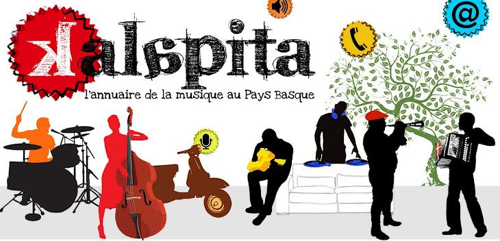 L'annuaire de la musique au Pays Basque