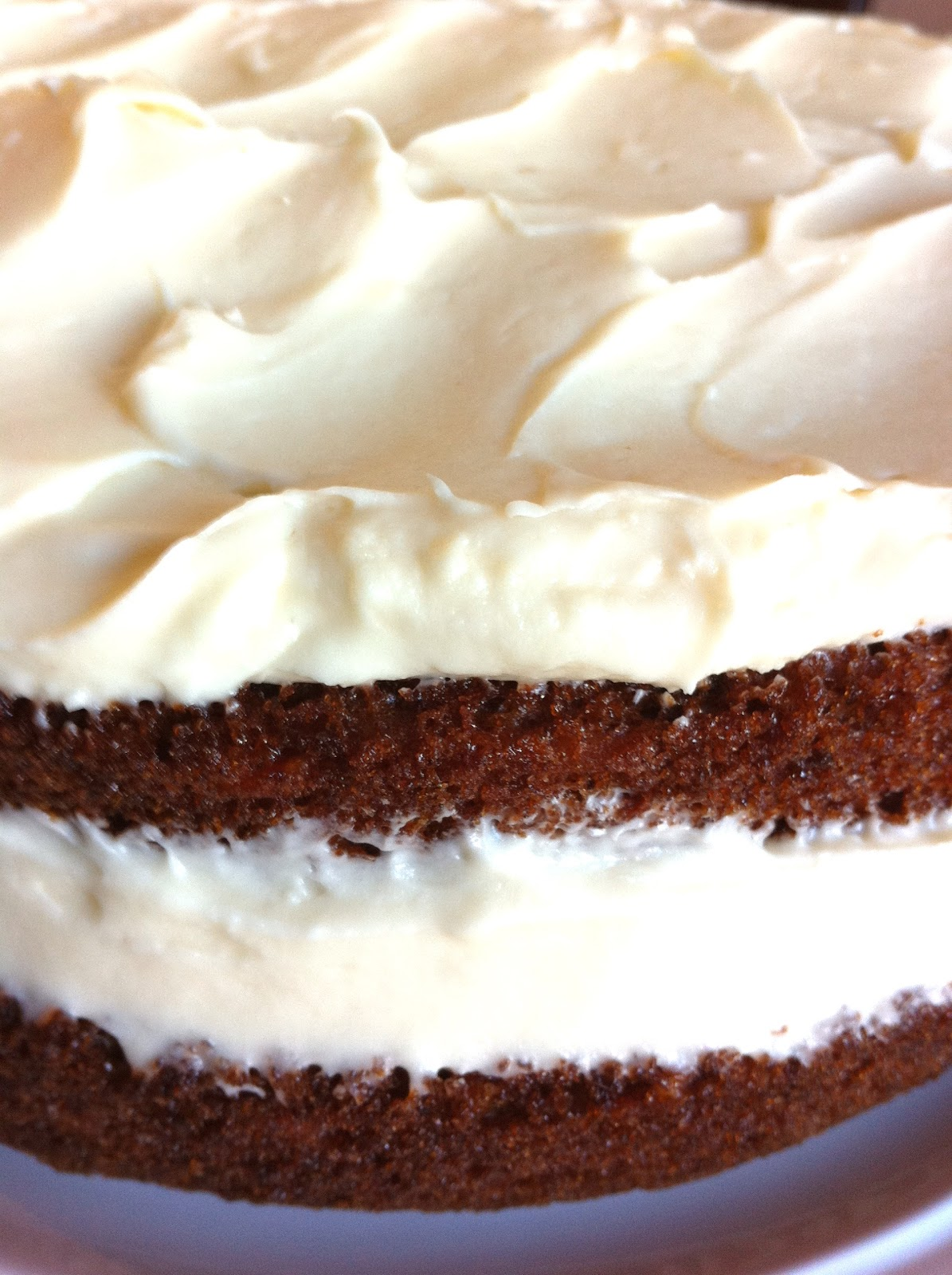 Cooking The Amazing: CREAM CHEESE ICING