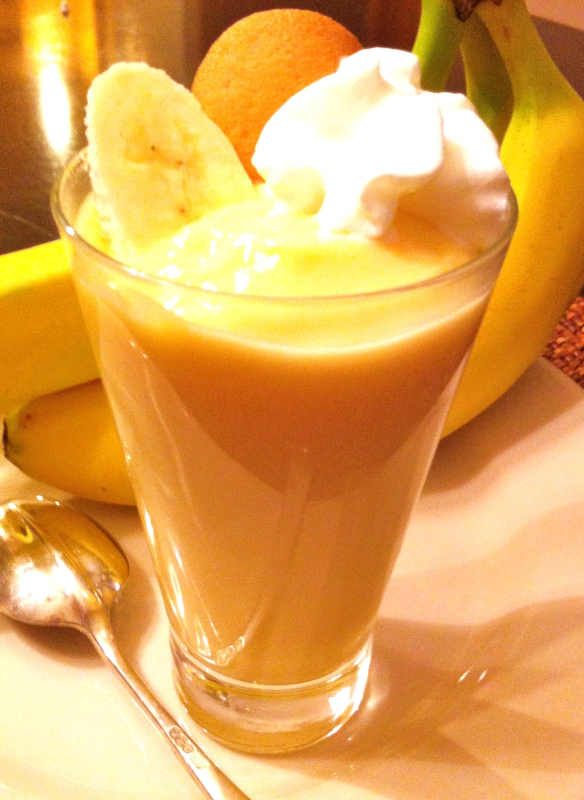 Cooking The Amazing: GRANDMA'S BANANA PUDDING