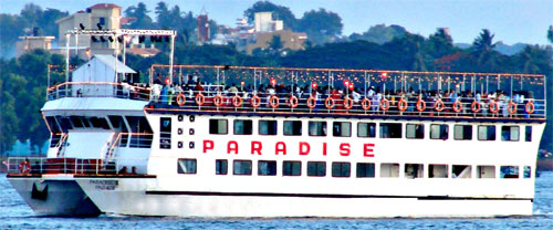 casino cruise price in goa