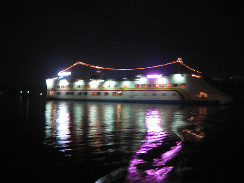 Goa casino ship entry fees