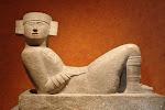 """Chac Mool"" cultura maya/tolteca."