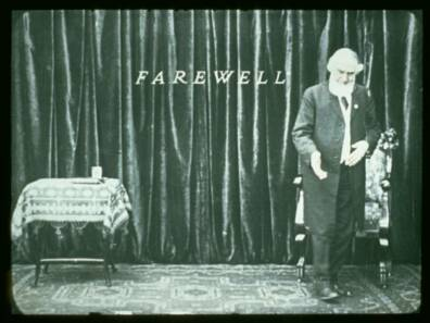 Russell's Final Journey - 1916