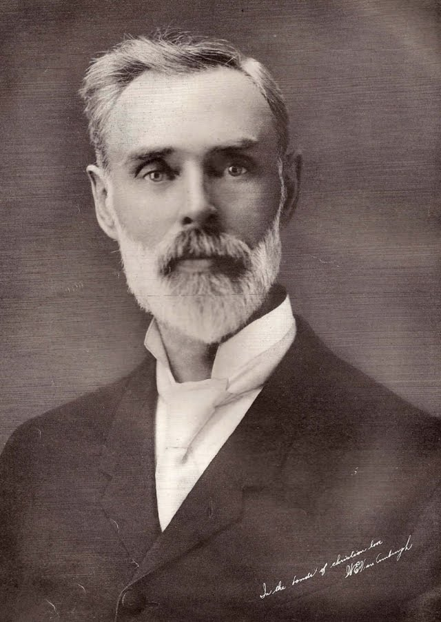 William E. Van Amburgh