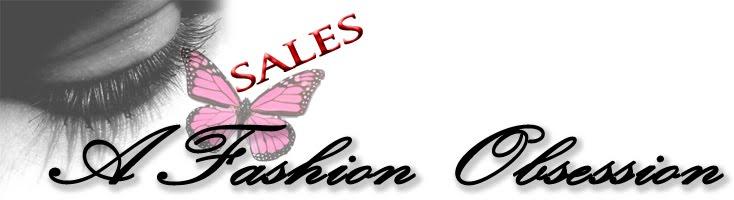 A Fashion Obsession Sales