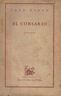 El Corsario por Lord Byron