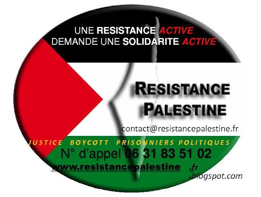 Resistance Palestine