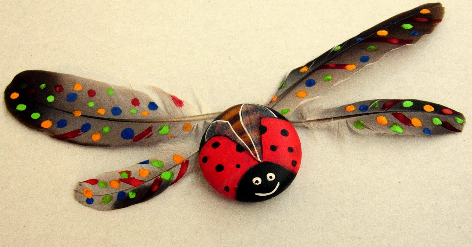 farfalla dalle ali variopinte storia di una pimpia coccinella vola