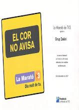 Colaboradoras Marató TV3-2007