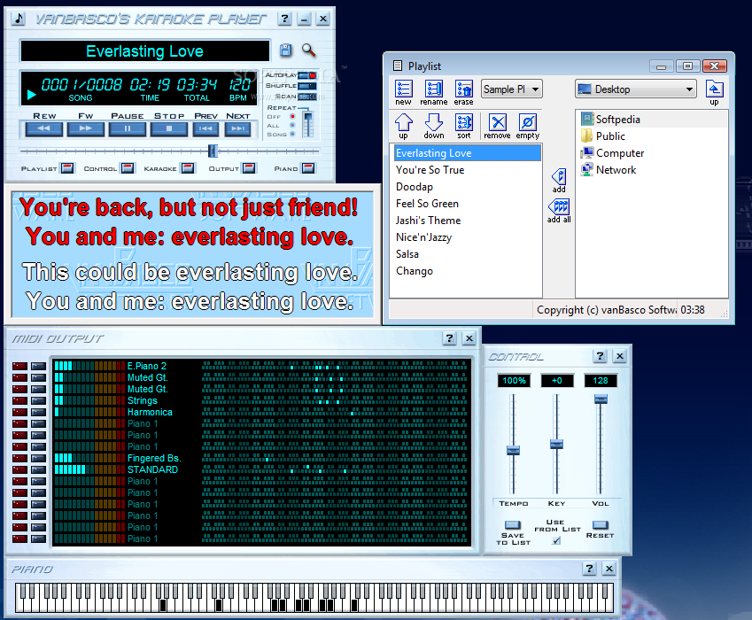 Image Result For Midi Karaoke Teks