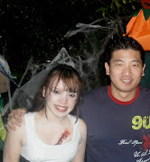Eu e o Sensei Kendi