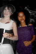 Eu e a Thami
