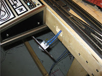 Master power switch installation