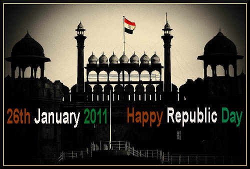 26th January Wallpaper. India 61st Republic Day (26th