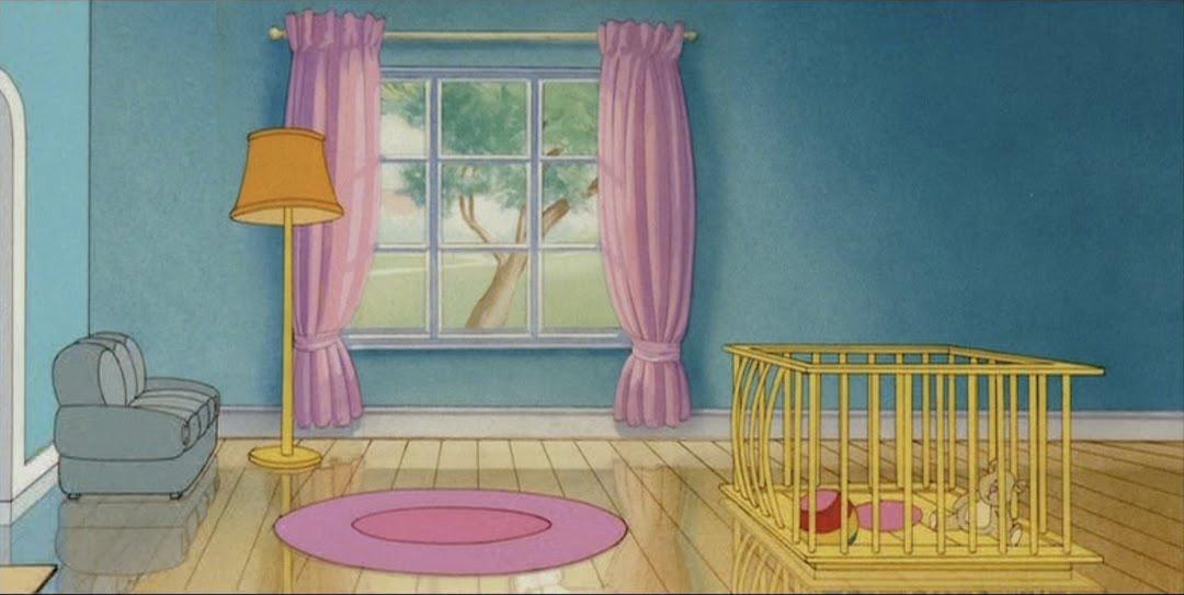 Animation Backgrounds Who Framed Roger Rabbit