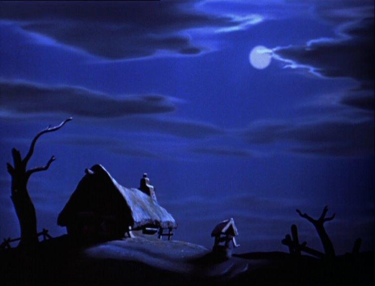 Arte detras del Arte - Animation Backgrounds (Caricaturas)