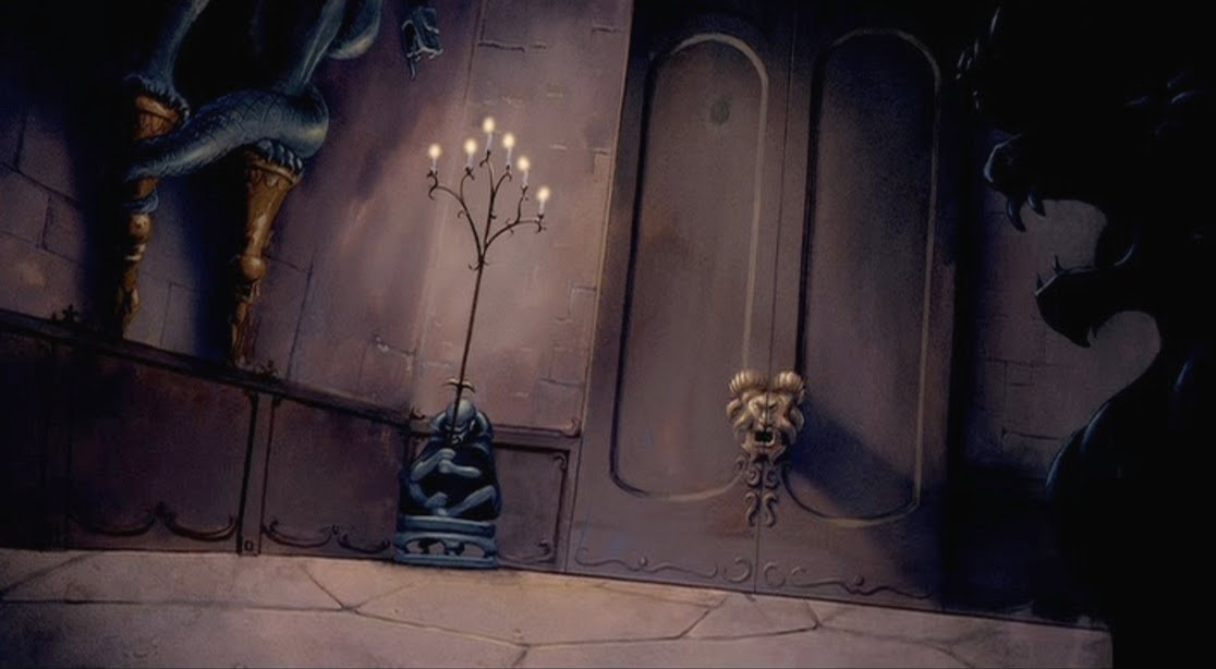 Animation Backgrounds More Beauty And The Beast Castle
