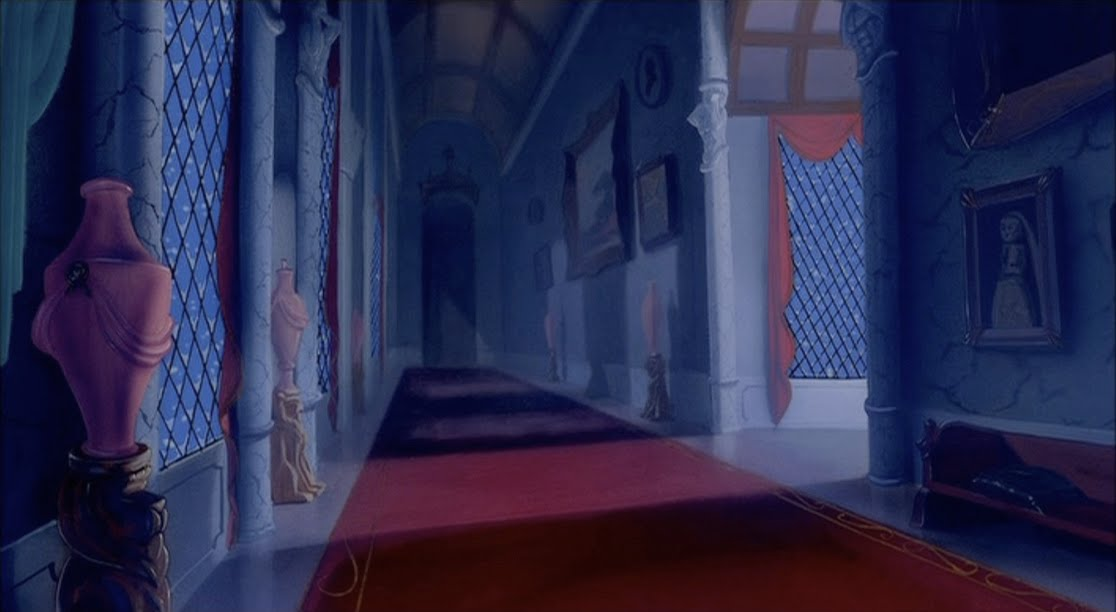 bilinick beauty and the beast castle interiors
