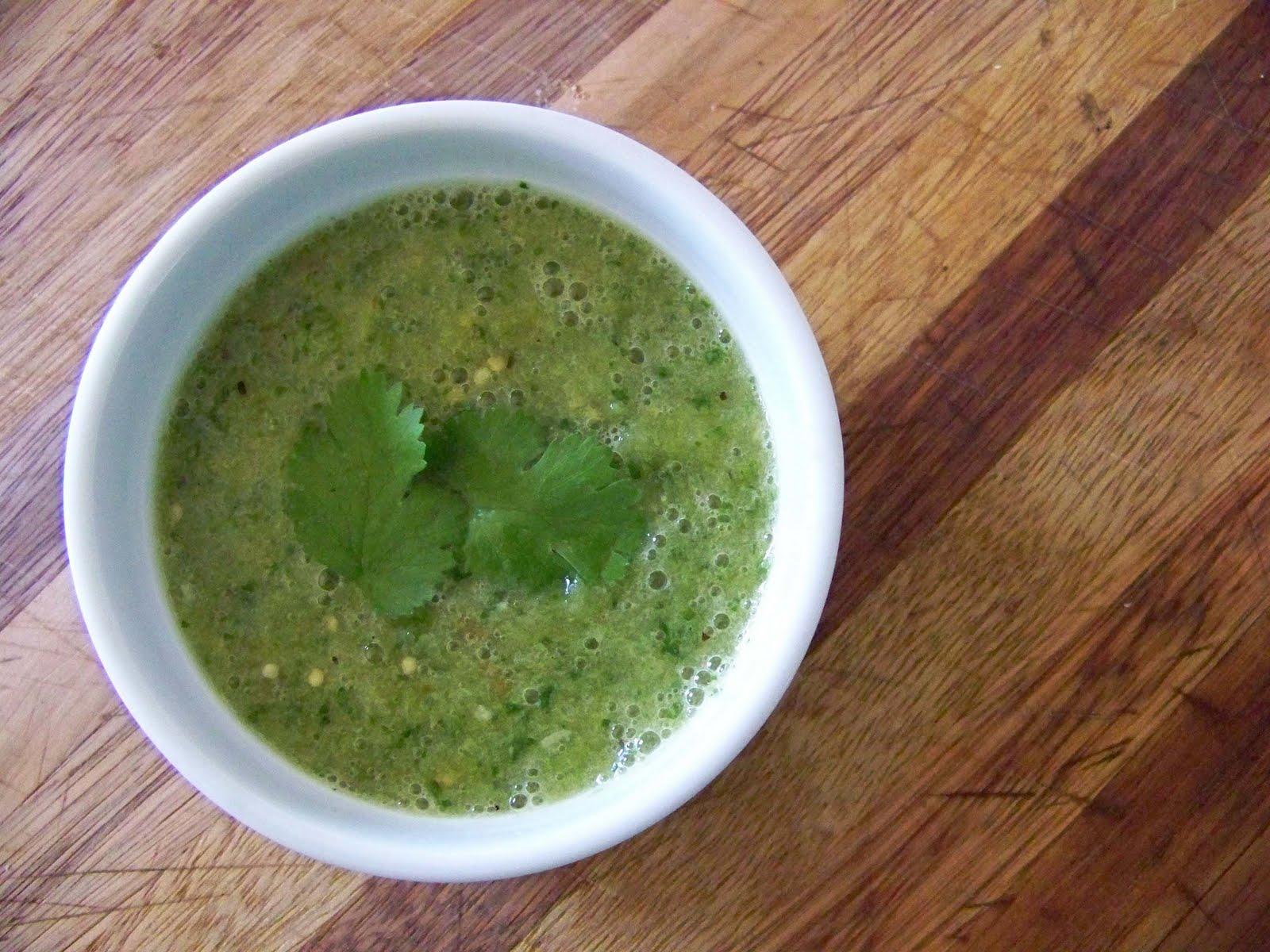Tomatillo Salsa Verde Recipe — Dishmaps