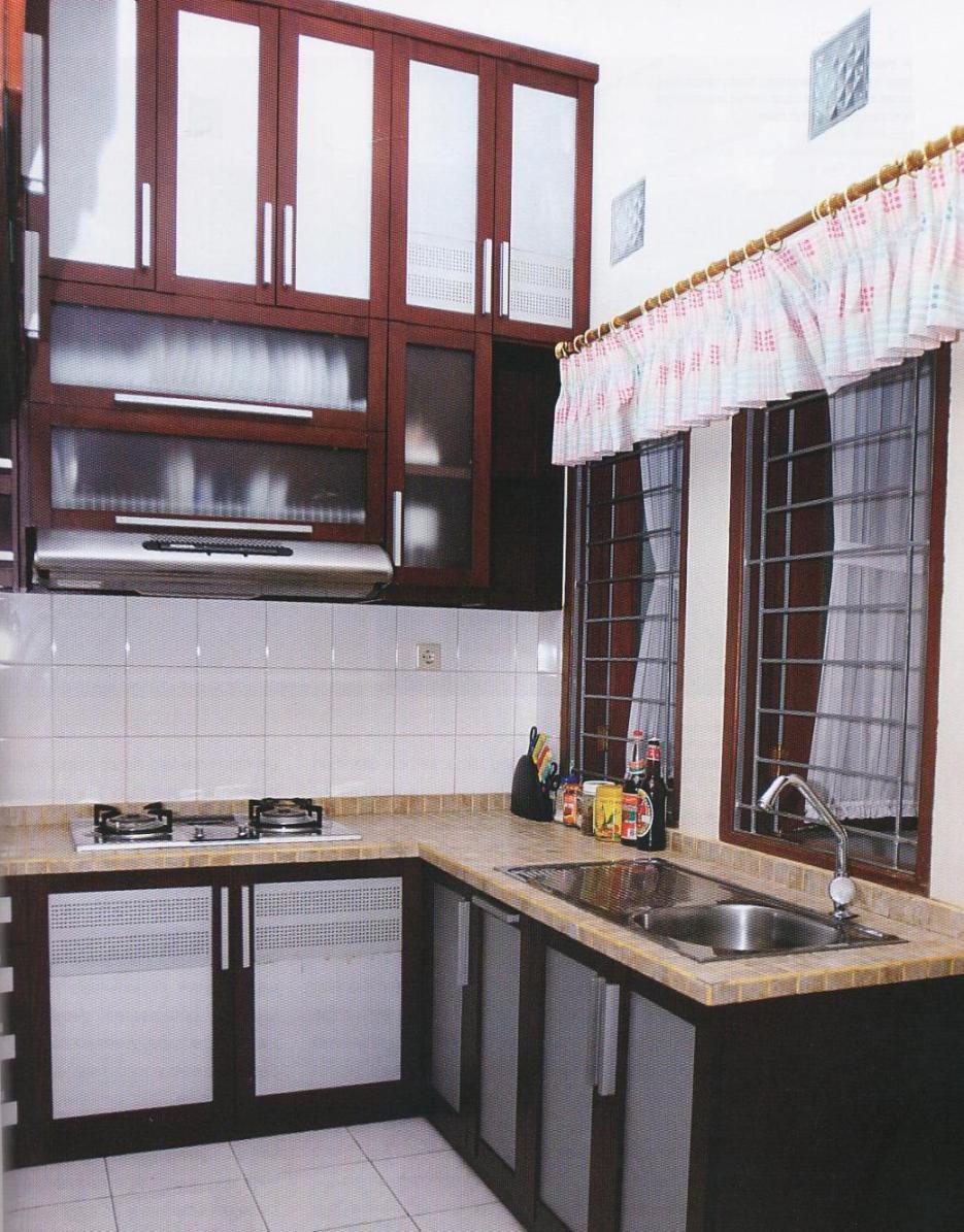 Aneka inspirasi Desain Dapur Minimalis yg fungsional