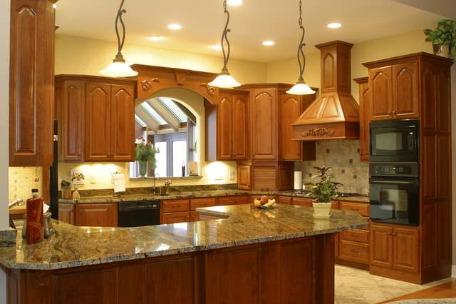 kitchen granite gallery