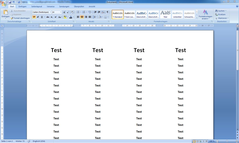 Office Probleme einfach lösen: Ordneretiketten bedrucken