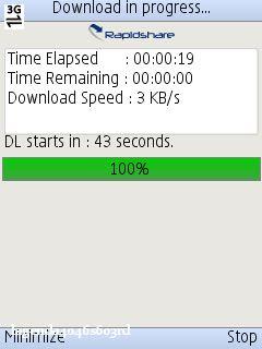 Nokiaku0145 mobiRapid Dloader v5.10 official update
