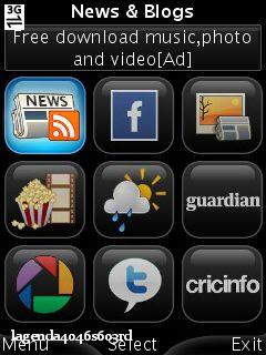 NseriesPower10069 Snaptu v1.2.4 J2ME   Facebook, Twitter, Picasa, Lives