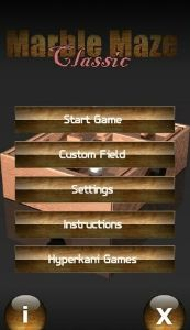Clip1 - Marble Maze Classic v1.05 OS9.4 S60v5 Symbian^3