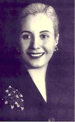 """María Eva Duarte de Perón. """"Evita"""""""