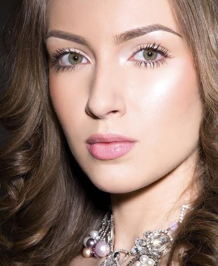 A Sweet Soiree Blogspot: Bridal Make-up