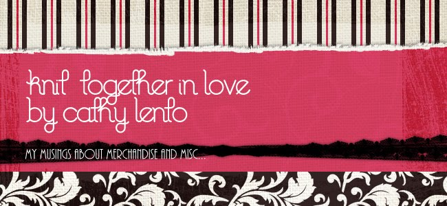 Knit Together In Love by Cathy Lento