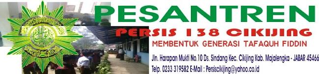 PESANTREN PERSIS 138 CIKIJING