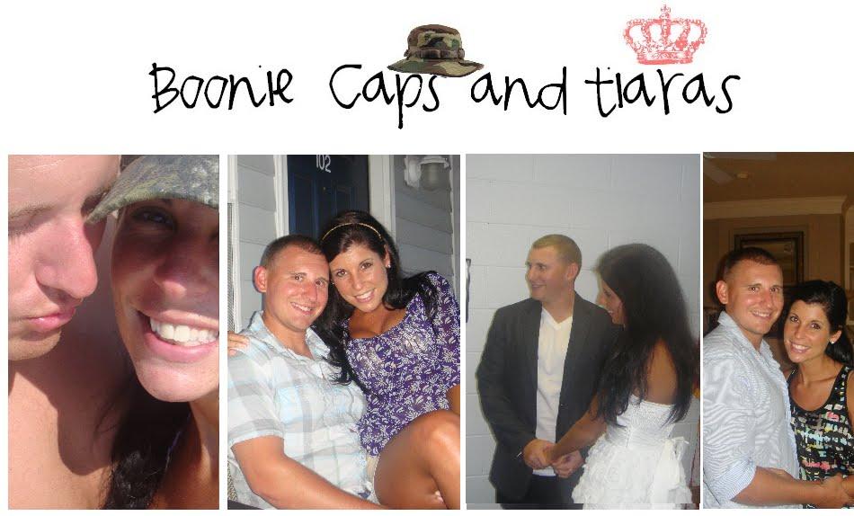 Boonie Caps & Tiaras