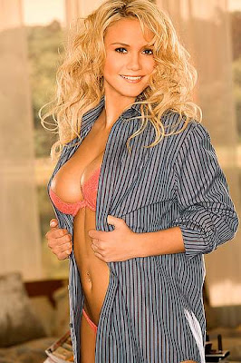 Lindsay Wagner - Miss Playboy Playmate November 2007