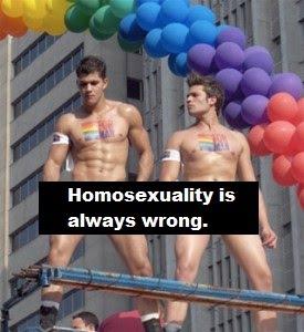 Sf gay pride behavior disgusting