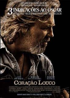 Filme Poster Coração Louco DVDRip RMVB Dublado